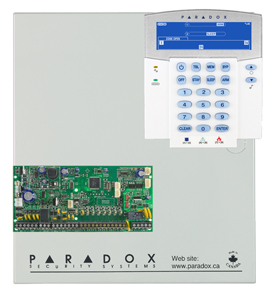 Paradox>> Kit SP6000 + Clavier LCD